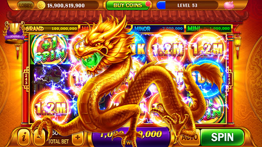 Golden Casino: Free Slot Machines & Casino Games Latest screenshots 1