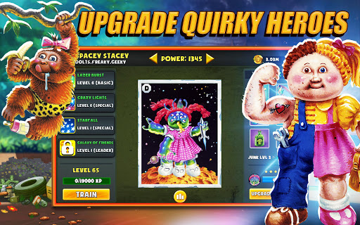Garbage Pail Kids : The Game apkpoly screenshots 11