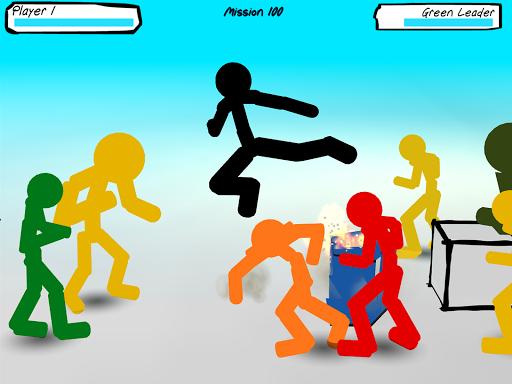 Stickman Street Fighting 1.06 screenshots 6
