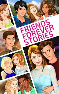 Friends Forever : Choose your Story Choices 2021 Screenshot