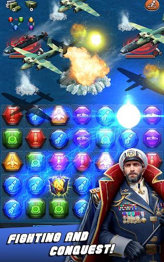 Battleship & Puzzles: Warship Empire 1.31.4 screenshots 9