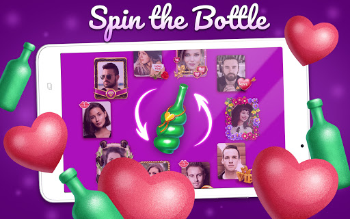 Kiss Me: Spin the Bottle for Dating, Chat & Meet 1.0.40 screenshots 12