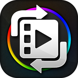 Video Converter Compressor MP4 3GP MKVMOV AVI 0.2.8 by Inverse.AI logo