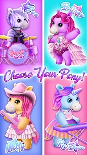 Pony Sisters Pop Music Band – Play, Sing & Design 6.0.24402 Unlocked APK Mod Free 2