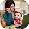 Mother's Office Job & Baby Life Simulator