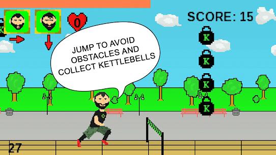 Kettlebells: Run & Jump Game Hack & Cheats 2