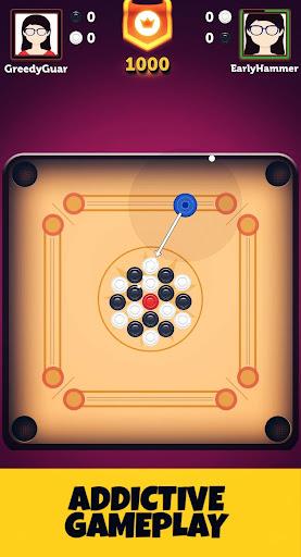 Carrom : Candy Carrom - A Carrom Board Game 4.0.2 screenshots 1