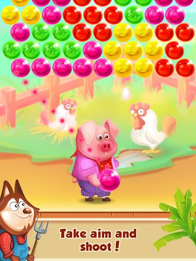 Bubble Shooter - Bubbles Farmer Game  screenshots 12