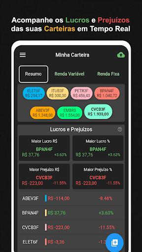 Fundamentals - Stock Exchange  screenshots 2