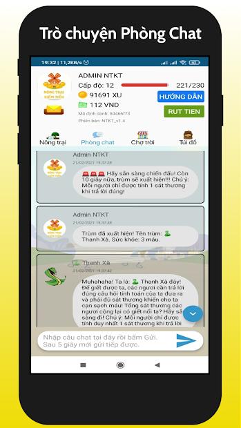 Nong Trai Kiem Tien - NTKT 2021 screenshot 2