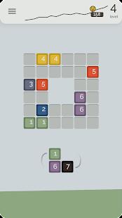 Merge 2048 Hexa Puzzle