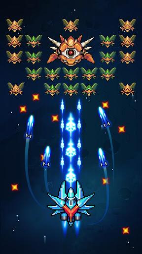 Galaxiga: Galaga Arcade Shooter 80s - Free Games 20.2 screenshots 13