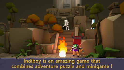 IndiBoy - A dizzy treasure hunter android2mod screenshots 2