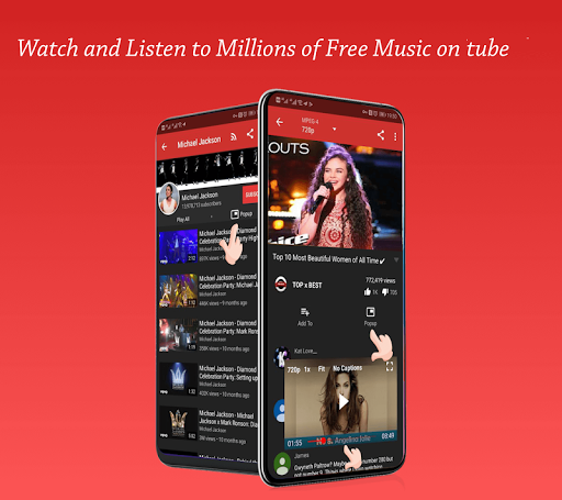 Play Tube & Video Tube 1.1.8 Screenshots 1