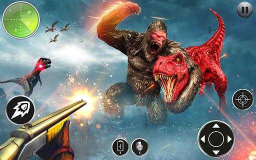 Angry Dinosaur Attack Dinosaur Rampage Games  screenshots 2