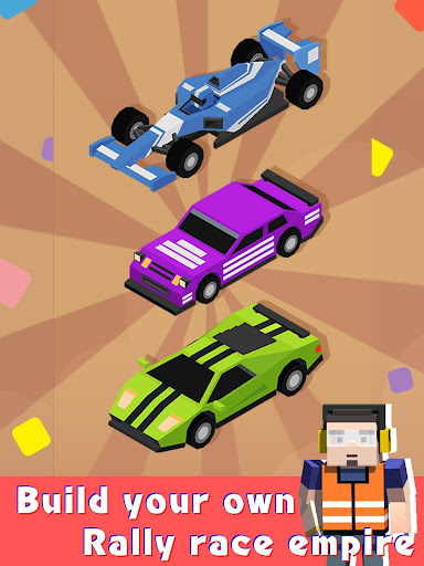 Merge Car Racer - Idle Rally Empire 2.7.1 screenshots 6
