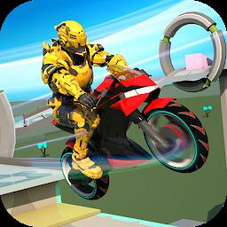 Zero Gravity Racing Rider: Moto Bike Trials