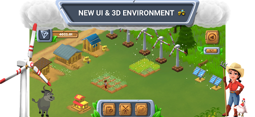 CropBytes - Crypto Farming Game 3.0.32 screenshots 2