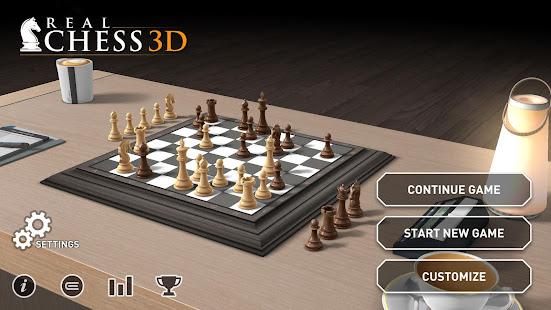 Real Chess 3D 1.24 screenshots 3