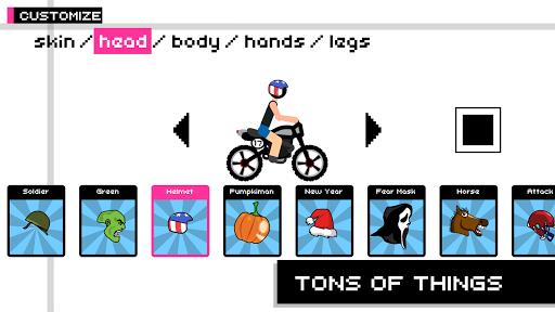 Draw Rider Free - Top Bike Stickman Racing Games  screenshots 5