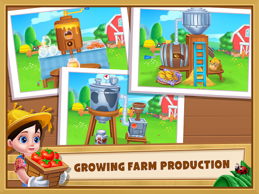 Farm House - Farming Games for Kids apkmr screenshots 10