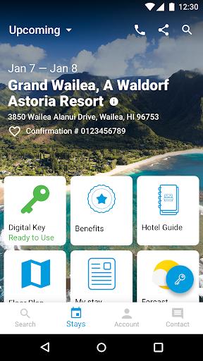 Hilton Honors: Book Hotels android2mod screenshots 4