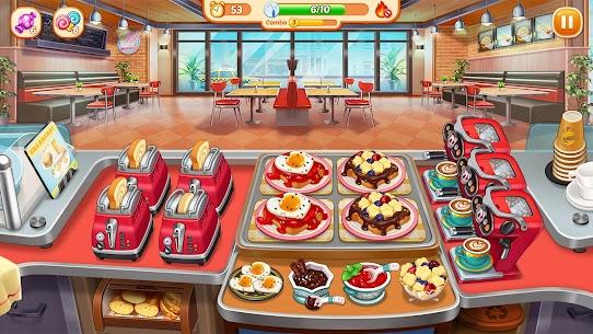 Crazy Diner  Crazy Chef' s Cooking Game Apk Download 2021 2