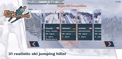Fine Ski Jumping 0.6.8a screenshots 5
