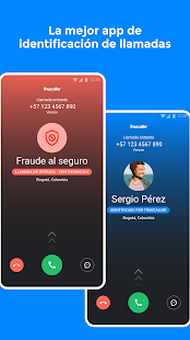 Truecaller: ID y registro de llamadas, spam Screenshot