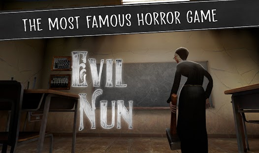 Evil Nun : Scary Horror Game Adventure Screenshot