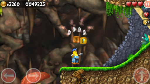 Incredible Jack: Jumping & Running (Offline Games)  screenshots 15