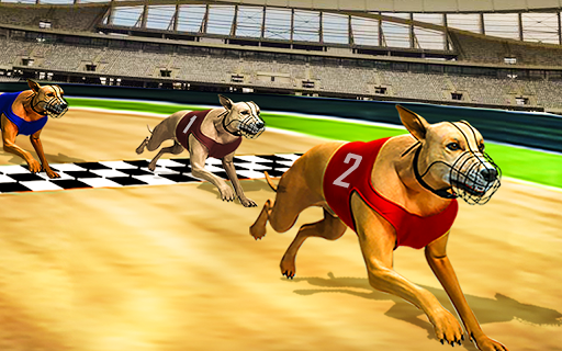Pet Dog Simulator games offline: Dog Race Game apkdebit screenshots 4