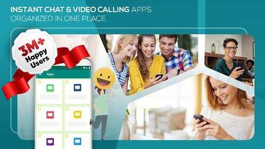 Mobile Messenger: Hidden Chat, Message, Video Call 1