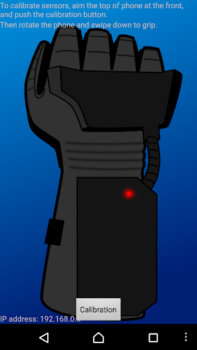 droidglove screenshot 1