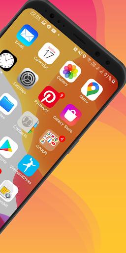 Launcher iOS 14 1.3.12 Screenshots 5