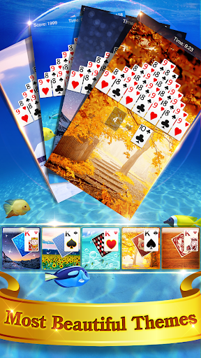 FreeCell Solitaire  screenshots 20