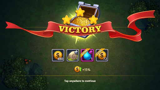 Mystery Forest - Match 3 Game Puzzle (Rich Reward) apkdebit screenshots 6