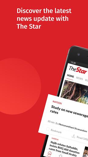The Star Malaysia 6.0.4 Screenshots 1