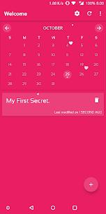 Secret Diary With Lock Apk 4