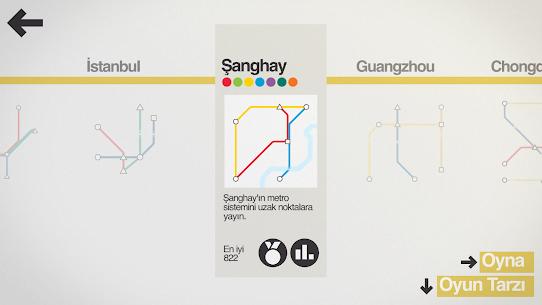 Mini Metro Apk – Mini Metro v2.48.0 MOD APK – TÜM KİLİTLER AÇIK **FULL 2021** 3