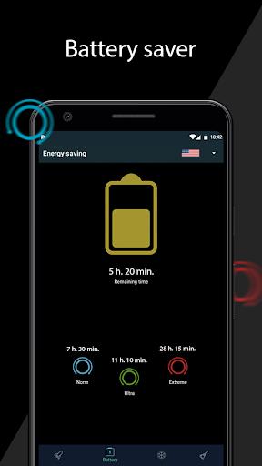 Easy Cleaner - 1 click optimizer 3.2 screenshots 2