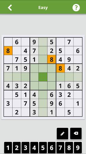 Sudoku - Free Classic Sudoku Puzzles 2.10.23 screenshots 6