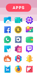 Moxy Icons (MOD APK, Patched/ Paid) v7.9 4