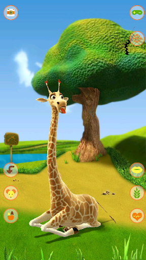 Talking Giraffe screenshots 8