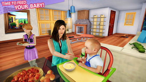 New Baby Single Mom Family Adventure 1.1.5 screenshots 1