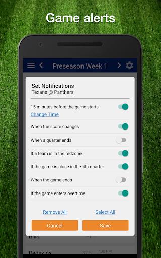 49ers Football: Live Scores, Stats, Plays, & Games 9.1.2 screenshots 13
