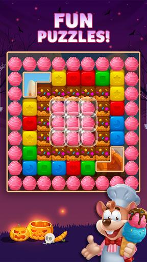 Sweet Blast: Cookie Land  screenshots 2