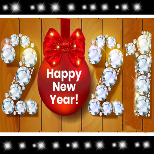 Happy New Year Greetings 2021 التطبيقات على Google Play