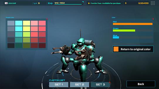Armored Frontier Mod Apk (Unlimited Bullets + God Mode) 4