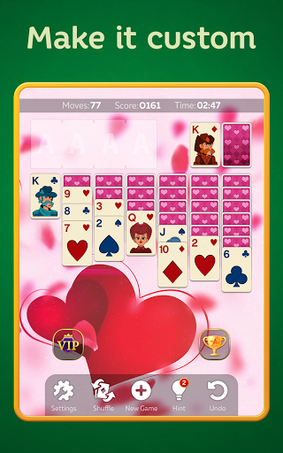 Solitaire Play - Classic Free Klondike Collection  screenshots 19